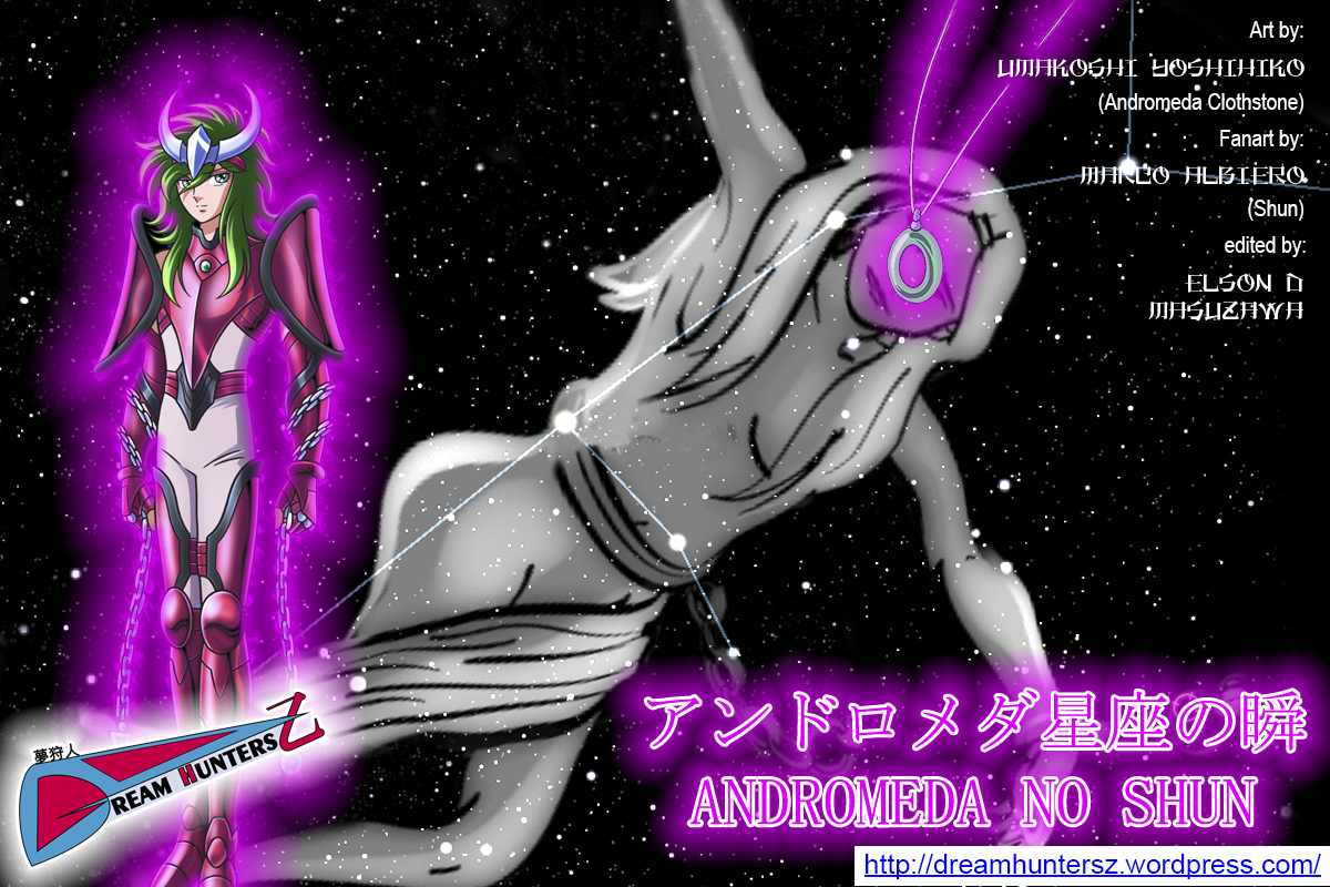 Andromeda no Shun - Bronze Clothstone